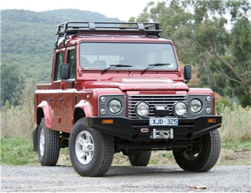 ARB Winch Bumper Land Rover Defender  90/110/130