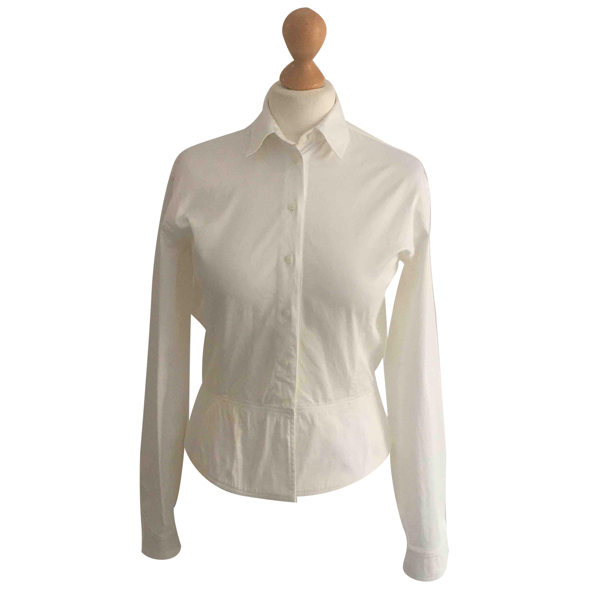 Wolford N White Cotton  top for Women 36 FR