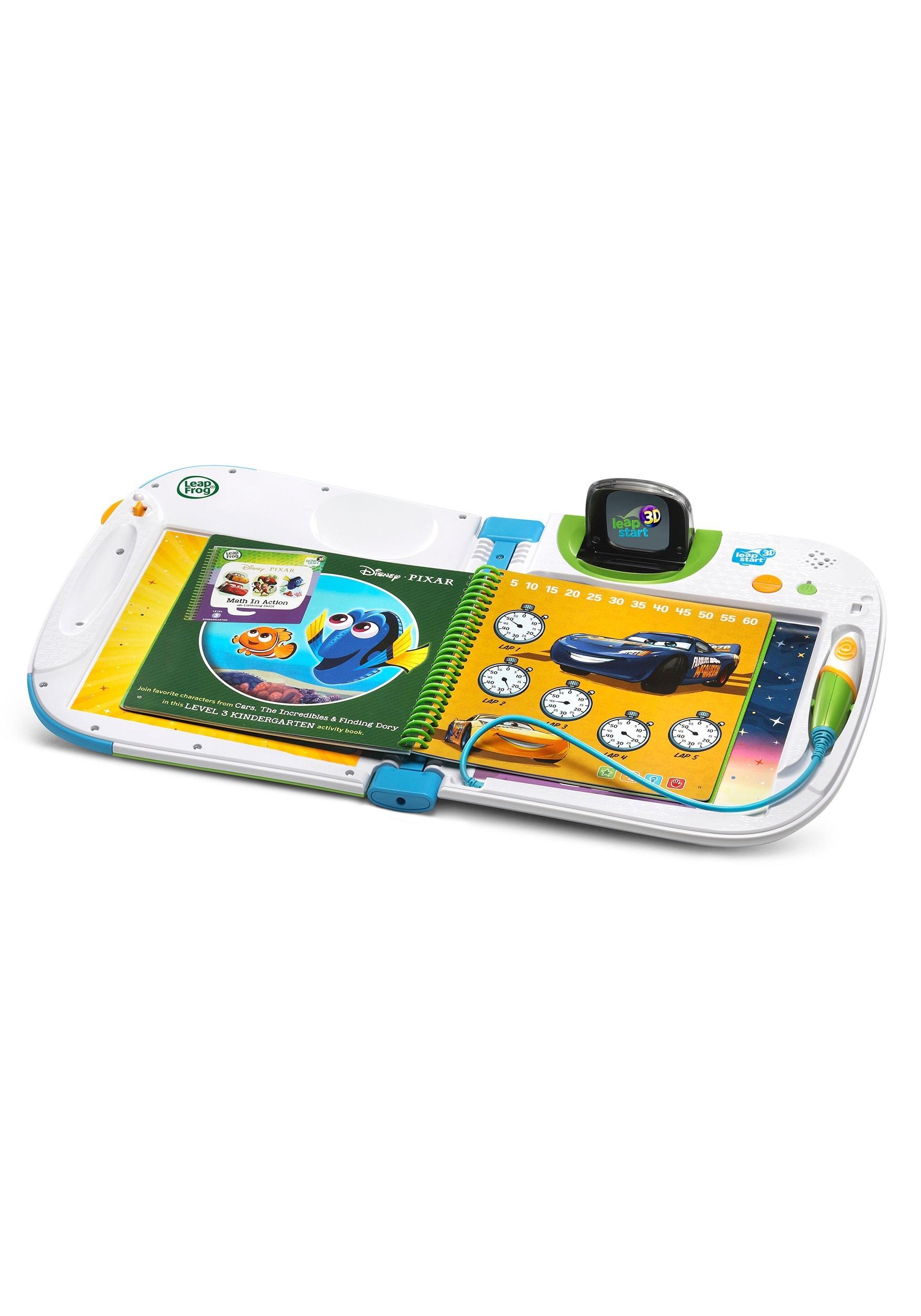 Kid's LeapFrog LeapStart 3D