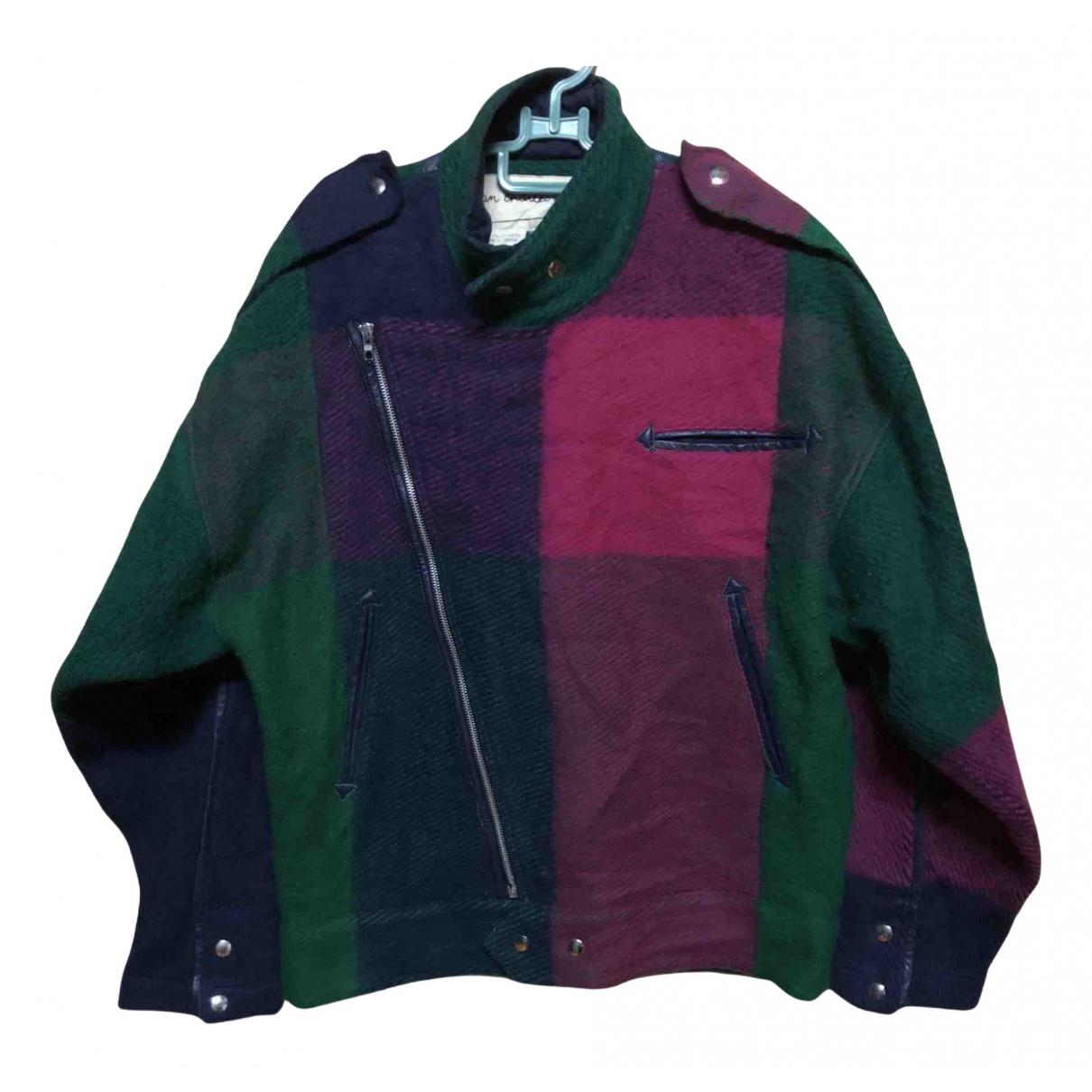 Jc De Castelbajac - Vestes.Blousons   pour homme en laine - multicolore
