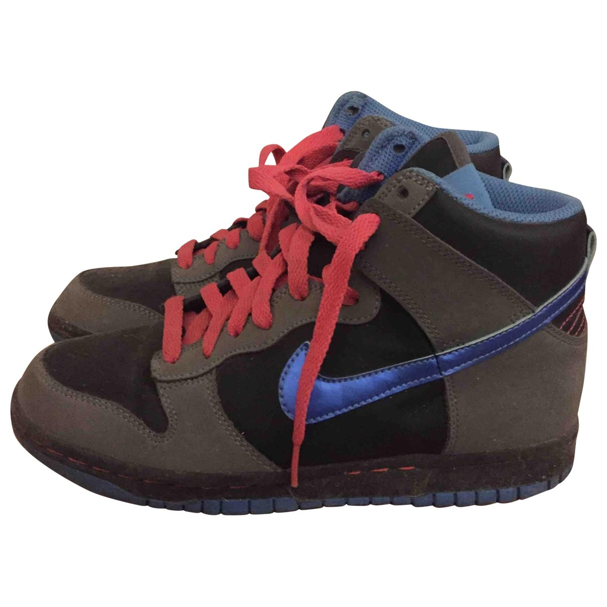 Nike \N Leather Trainers for Women 38 EU
