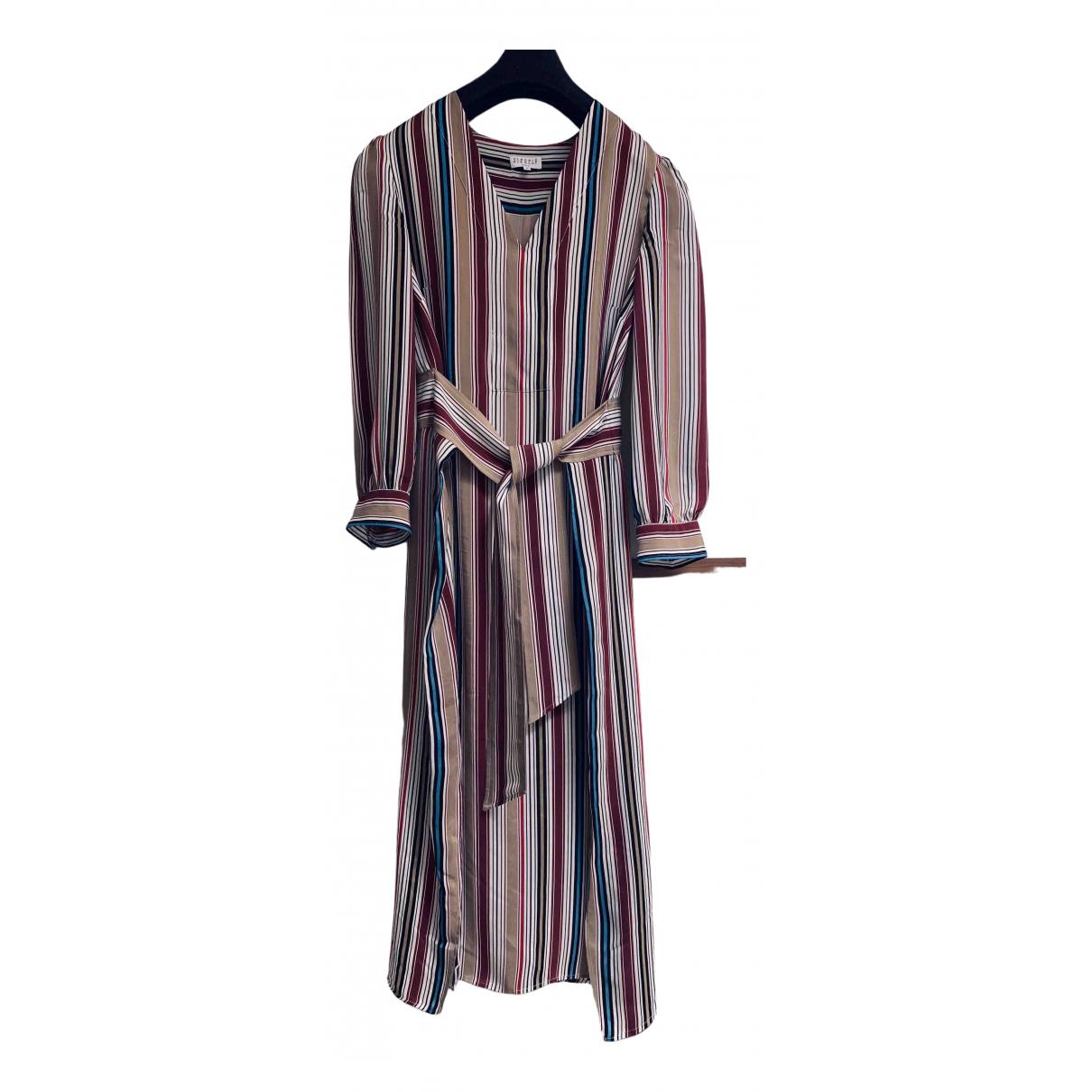 Claudie Pierlot Spring Summer 2020 Kleid in  Bunt Polyester
