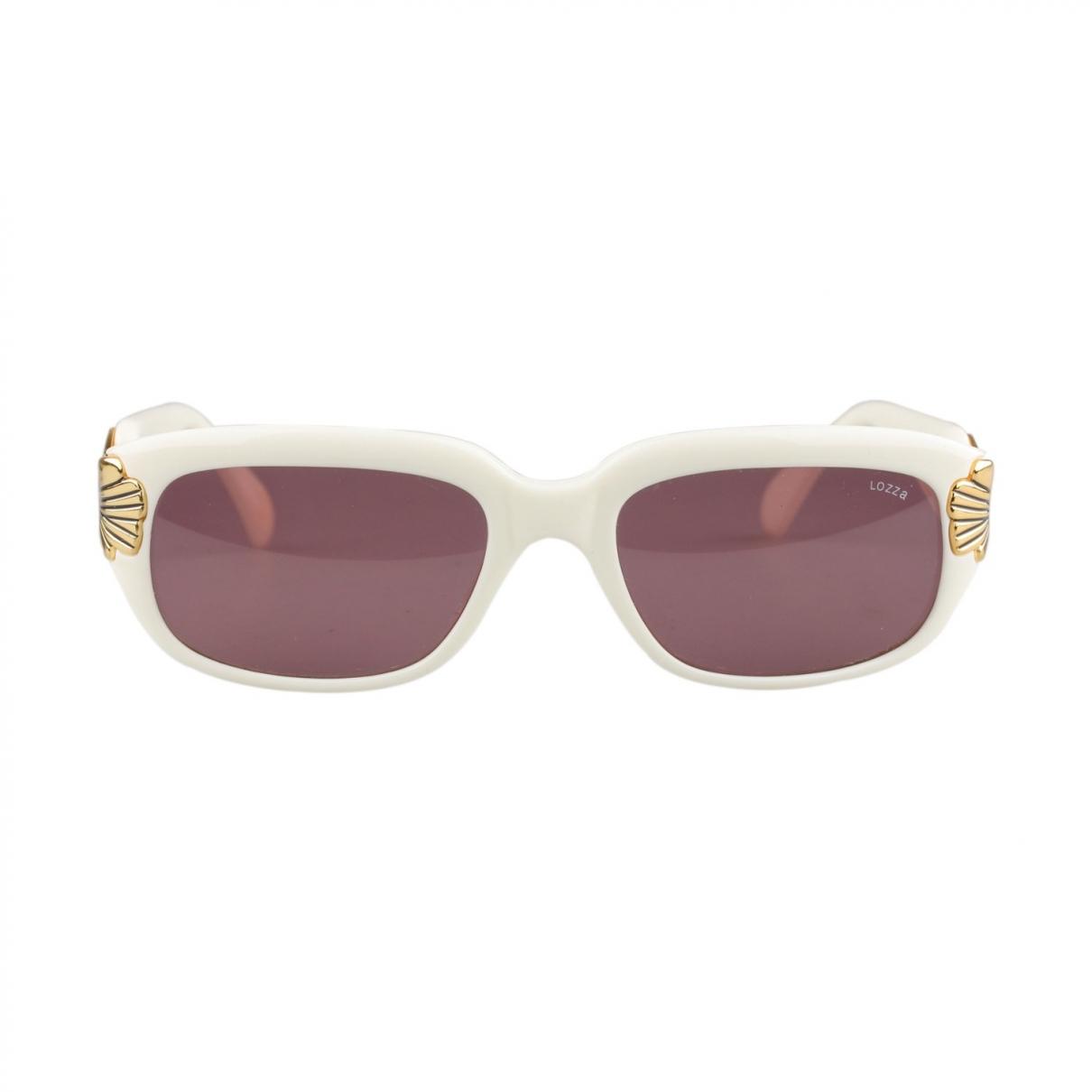 Lozza \N White Sunglasses for Women \N