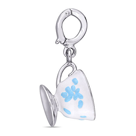 Laura Ashley Tea Party Collection Charm, One Size , No Color Family