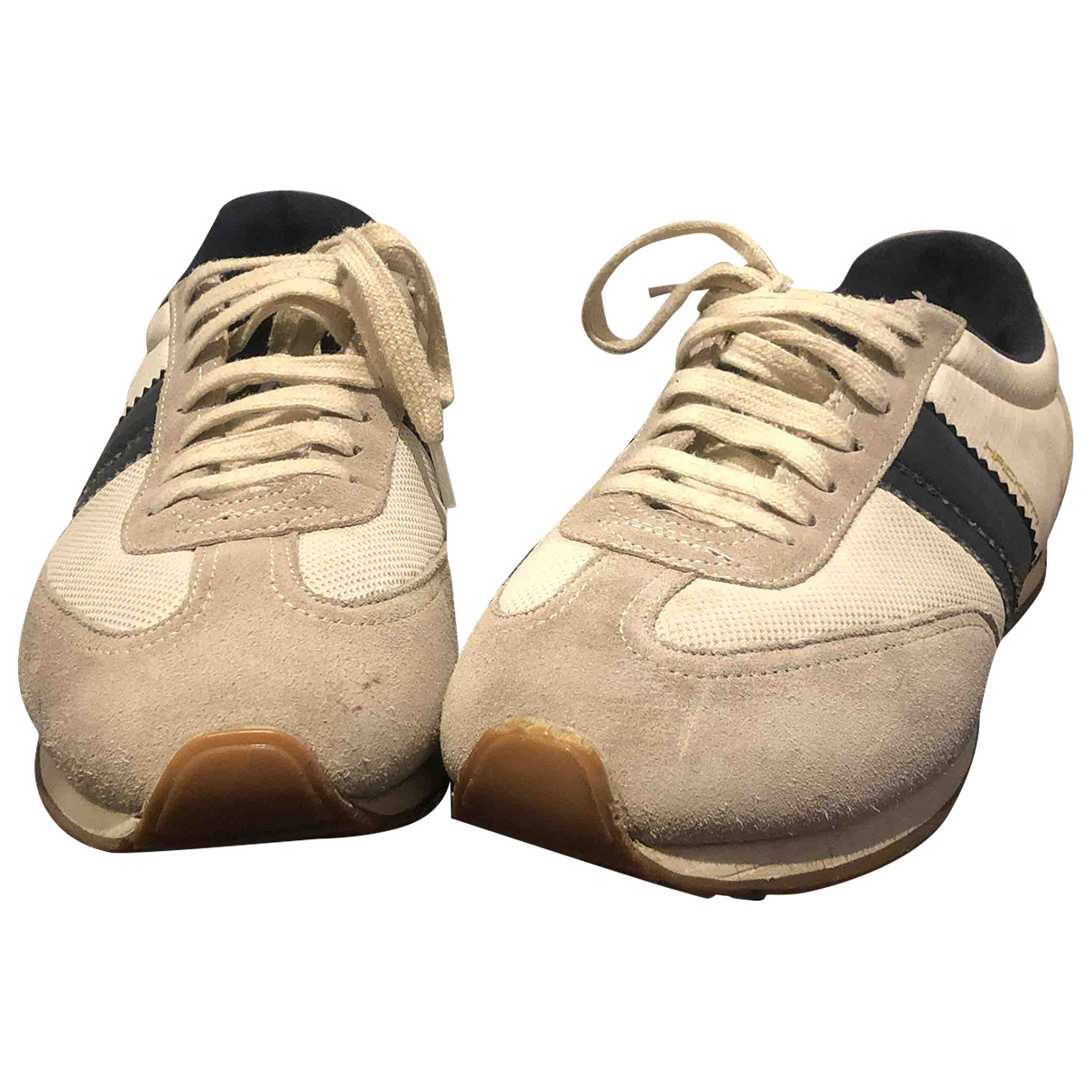 Hackett London - Baskets   pour homme en autre - beige