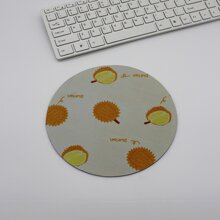 1pc Fruit Print Mouse Pad