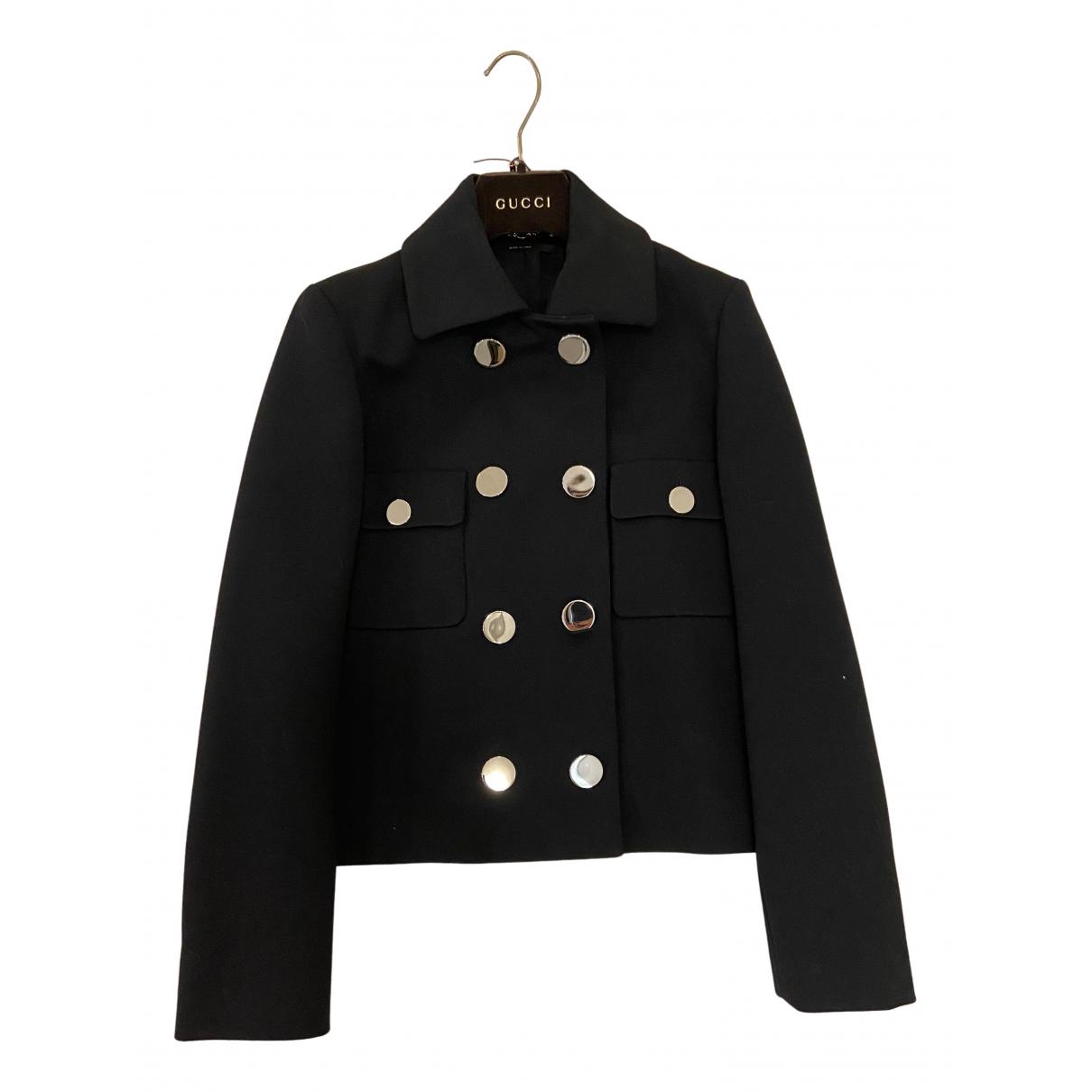 Gucci \N Black jacket for Women 40 IT