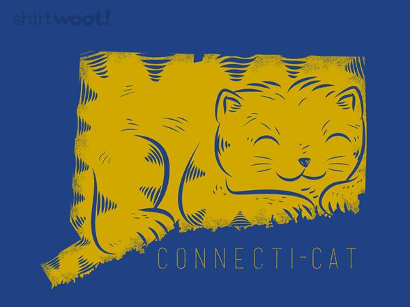 Cat-necticut T Shirt