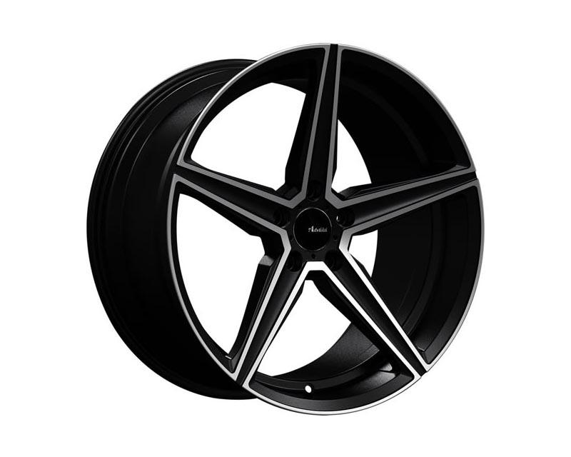 Advanti Racing Cammino Wheel 18x8 5x114.3 35 DGMTMA Matte Grey Machine Face