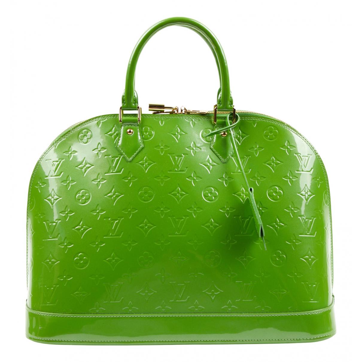 Bolso Alma de Charol Louis Vuitton