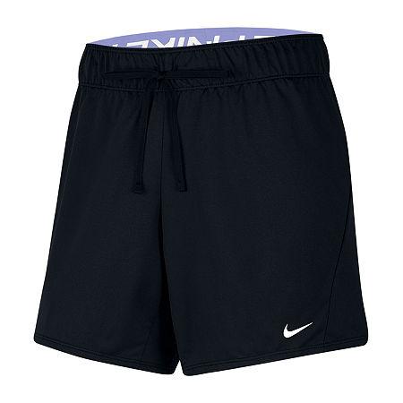 Nike Womens Running Short, X-large , Black