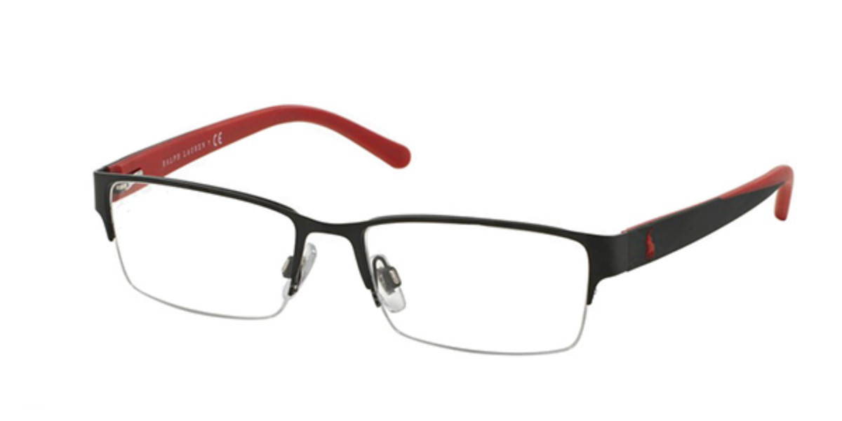 Polo Ralph Lauren PH1152 9277 Men's Glasses Black Size 54 - Free Lenses - HSA/FSA Insurance - Blue Light Block Available