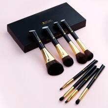 8 Stuecke Weiche Make-up Buerste Set