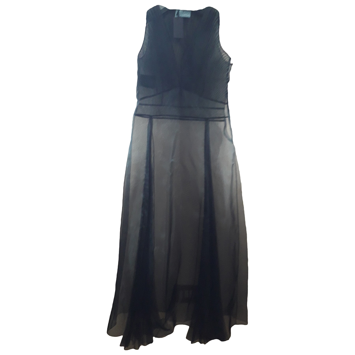 Maxi vestido Prada