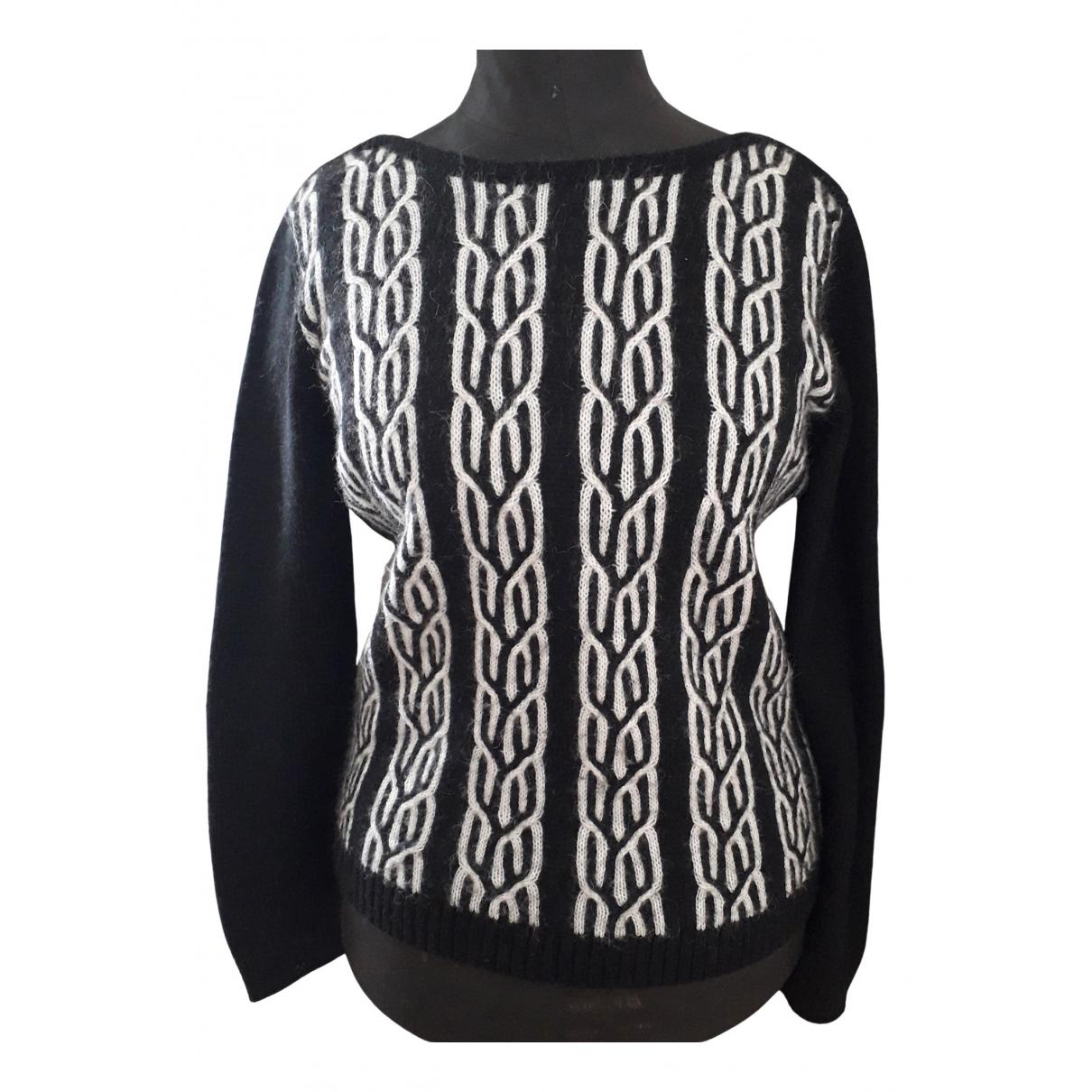 Comptoir Des Cotonniers \N Black Wool Knitwear for Women S International