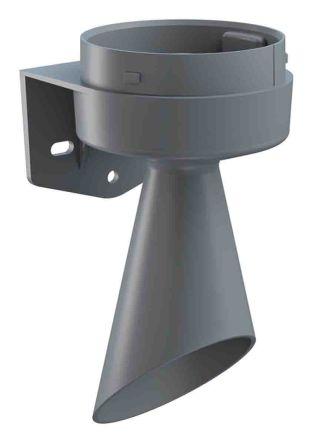 Werma IP66 Rated Grey Mounting Base