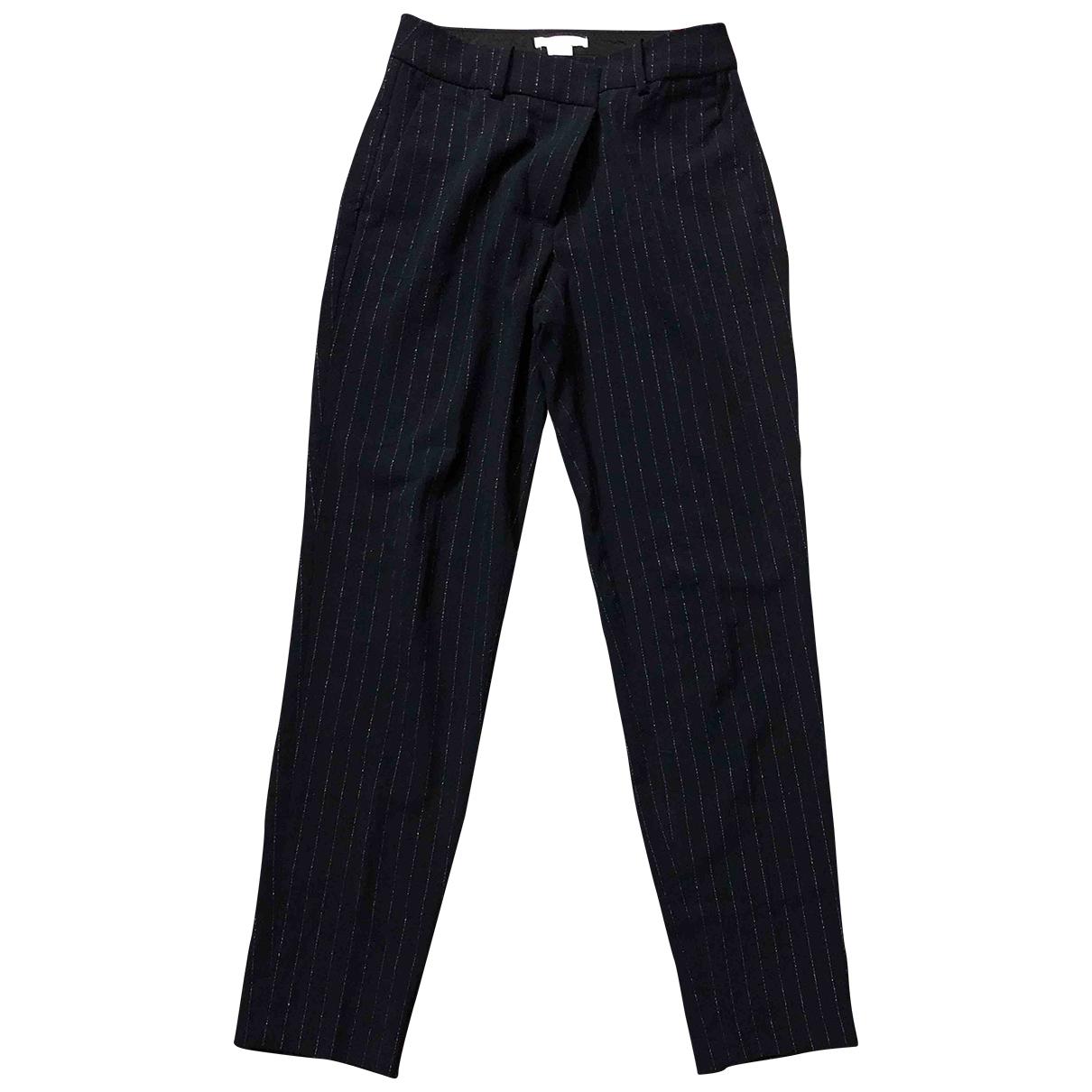 H&m Studio - Pantalon   pour femme - bleu