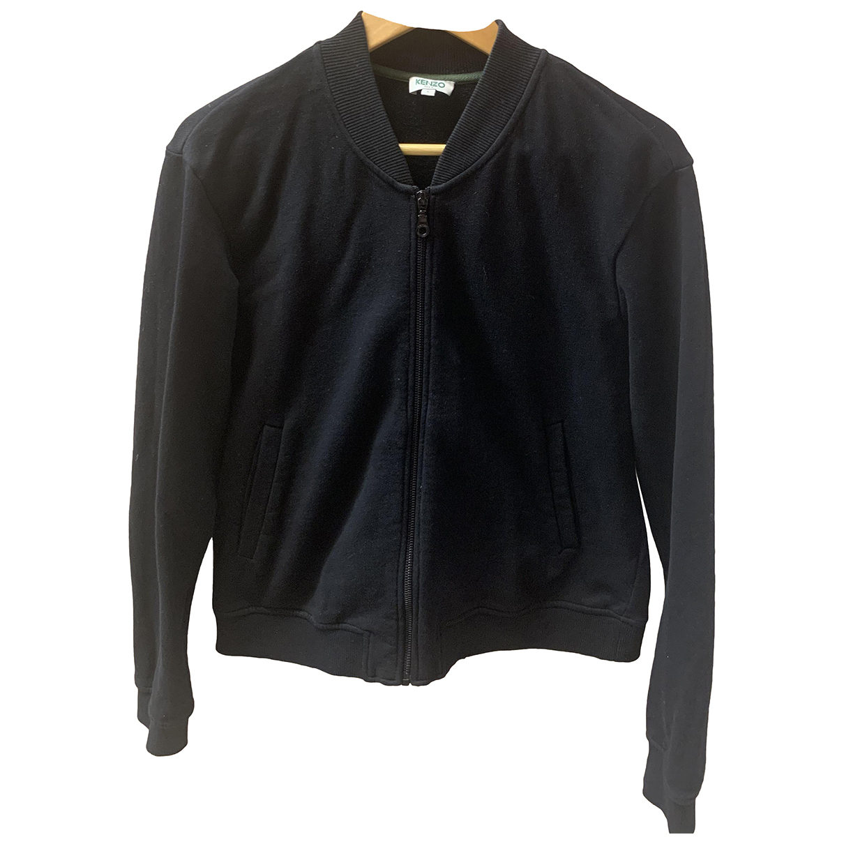 Kenzo N Black Cotton jacket for Women L International