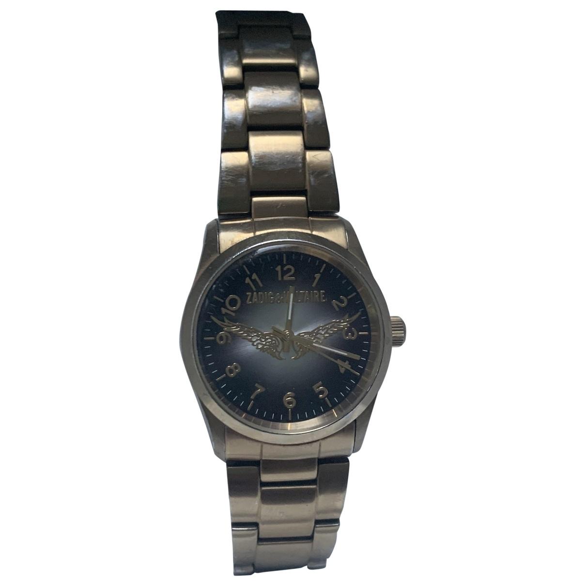 Zadig & Voltaire \N Gold Steel watch for Women \N