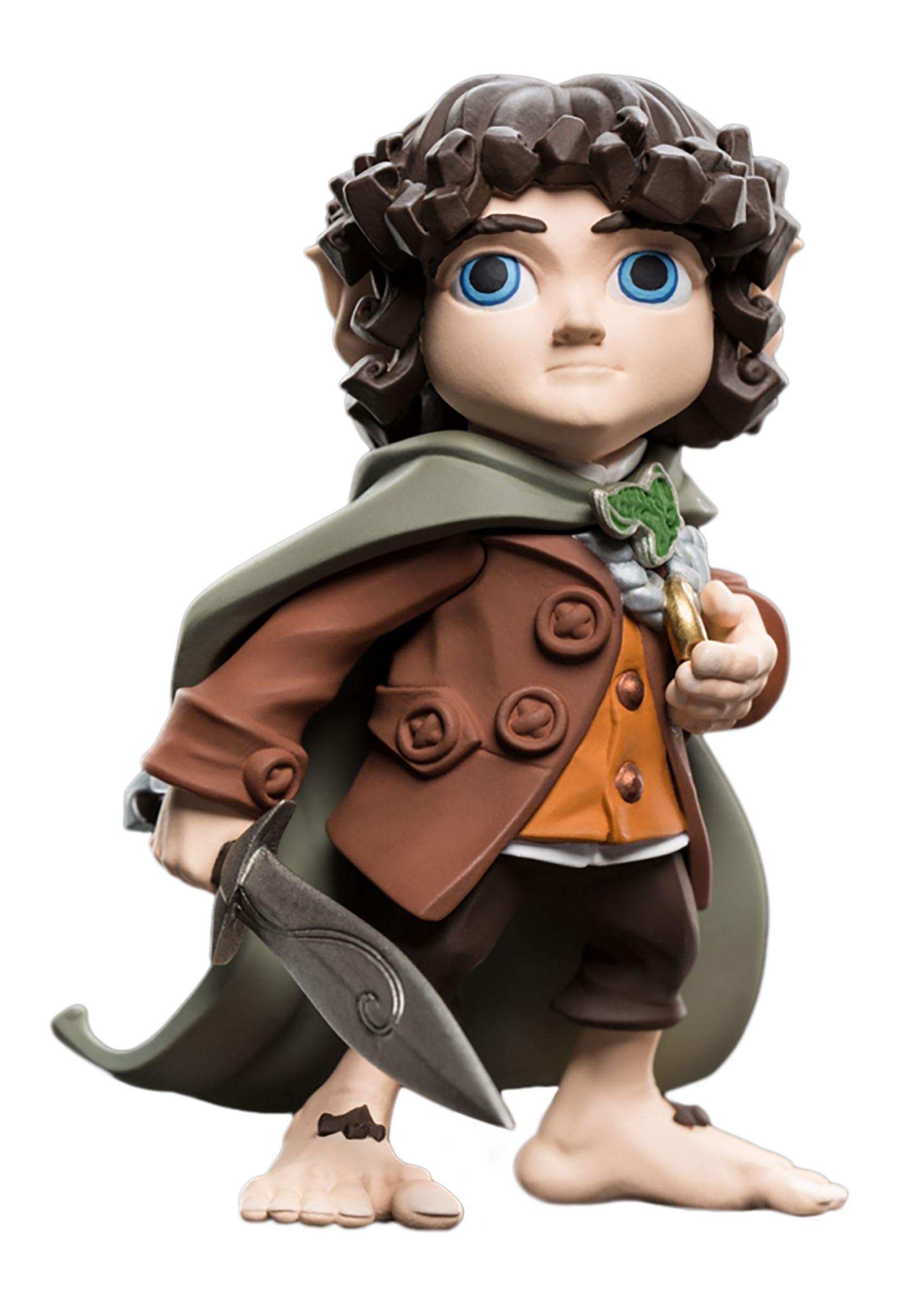Frodo Baggins Lord of the Rings Weta Mini Epics Vinyl Figure