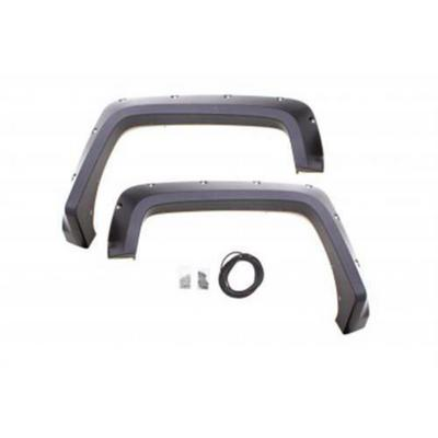LUND RX-Rivet Style Front Fender Flare Set (Paintable) - RX607TA