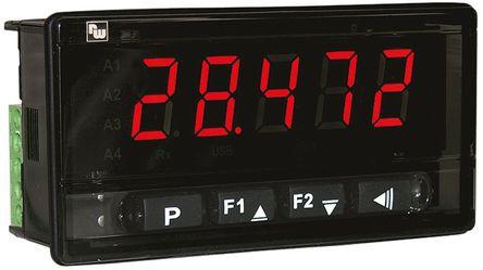 Wachendorff DA9602R0 , LED Process Indicator, 45.5mm x 93mm