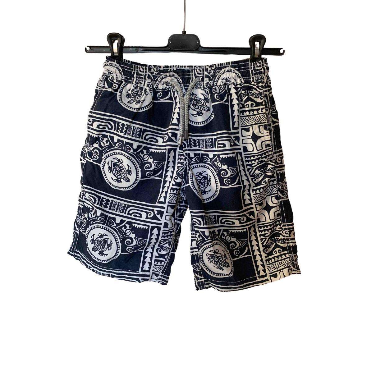 Vilebrequin \N Shorts in  Blau Polyester