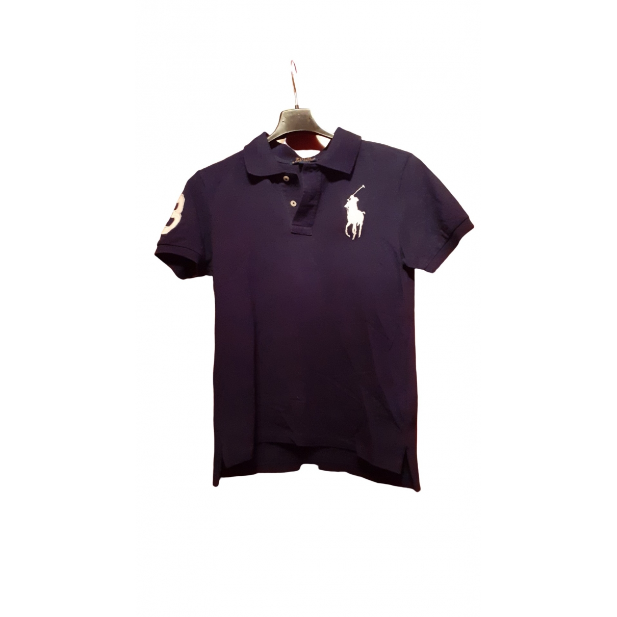 Ralph Lauren \N Blue Cotton  top for Kids 10 years - up to 142cm FR