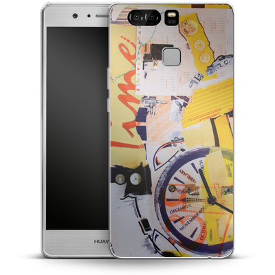 Huawei P9 Silikon Handyhuelle - Its Time For von Kaitlyn Parker