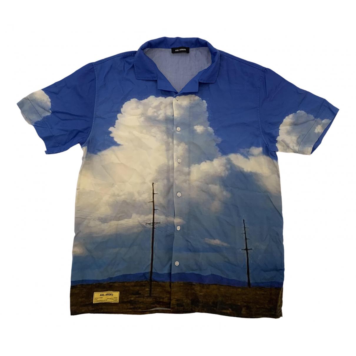 Axel Arigato - Chemises   pour homme en coton - multicolore