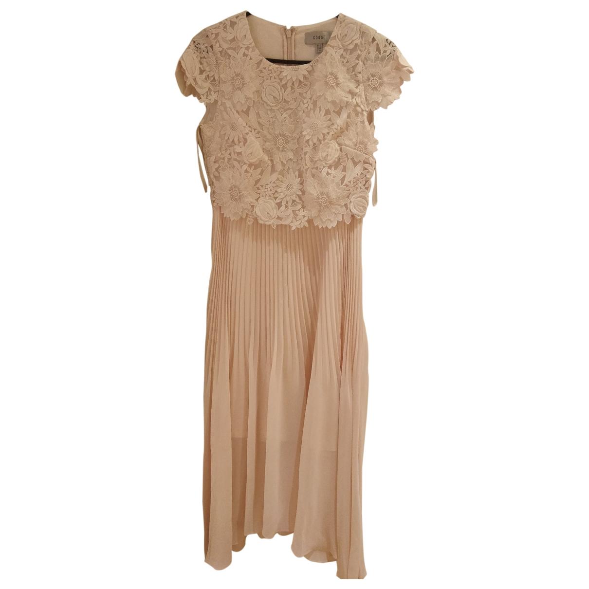 Coast - Robe   pour femme - rose