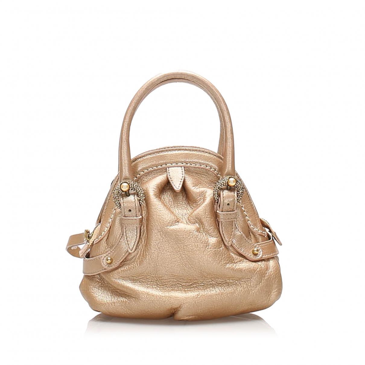 Salvatore Ferragamo N Brown Leather handbag for Women N