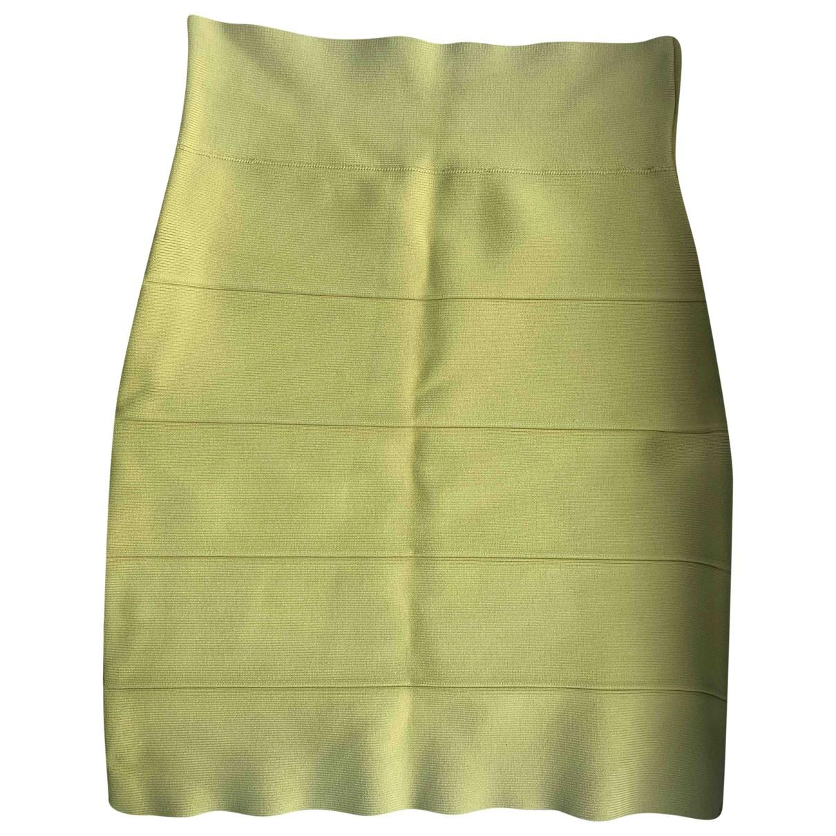Bcbg Max Azria N Green skirt for Women XS International