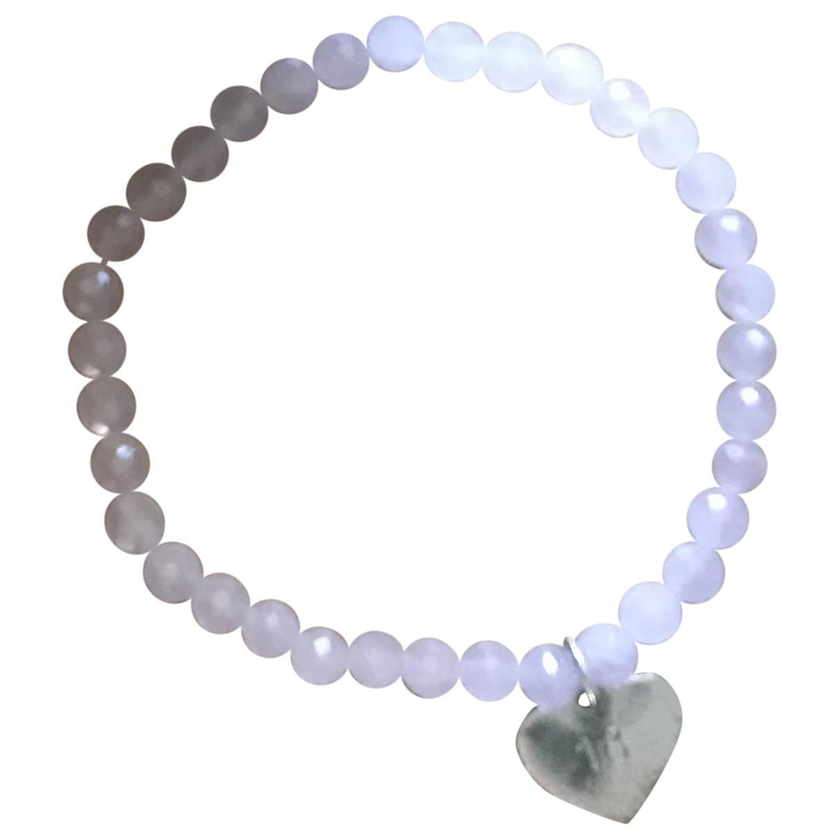 Thomas Sabo \N Pink Silver bracelet for Women \N