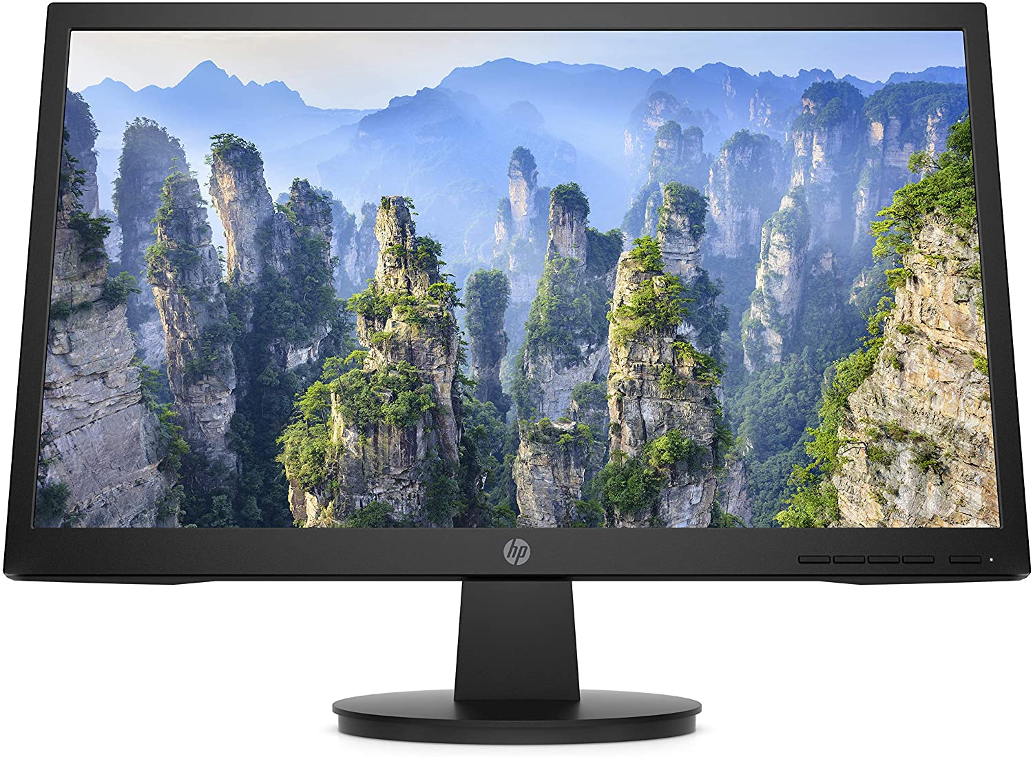 HP V22 FHD 21.5-inch LED Computer Monitor - Low Blue Light