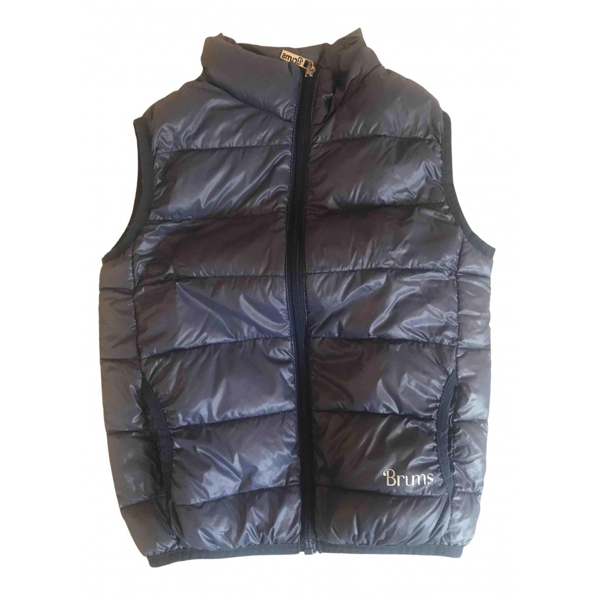 Brums - Blousons.Manteaux   pour enfant - bleu
