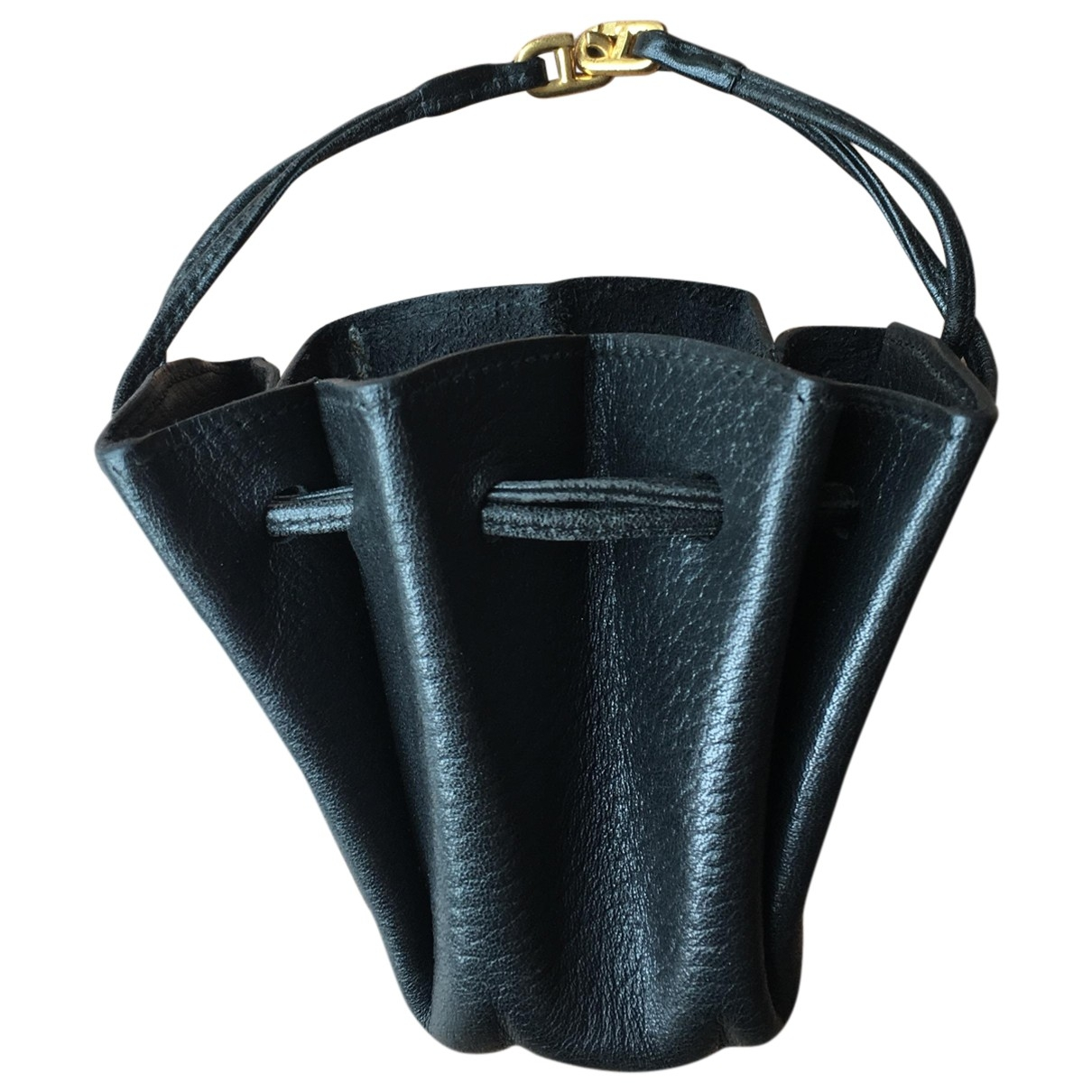 Hermes - Petite maroquinerie   pour femme en cuir - noir