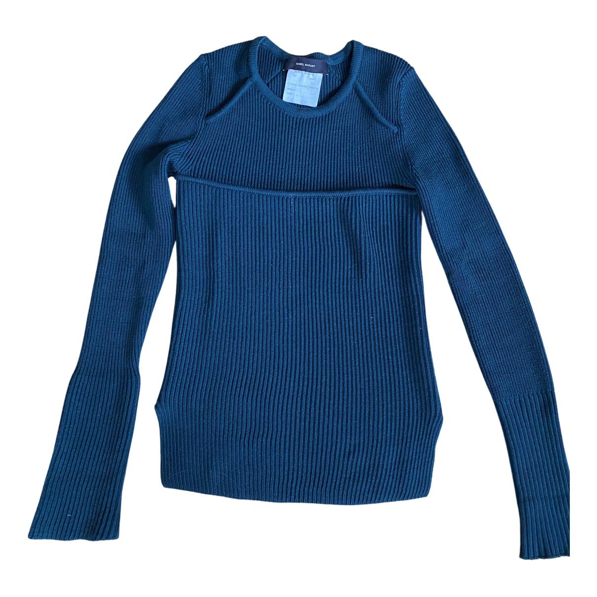 Isabel Marant - Pull   pour femme en laine - vert