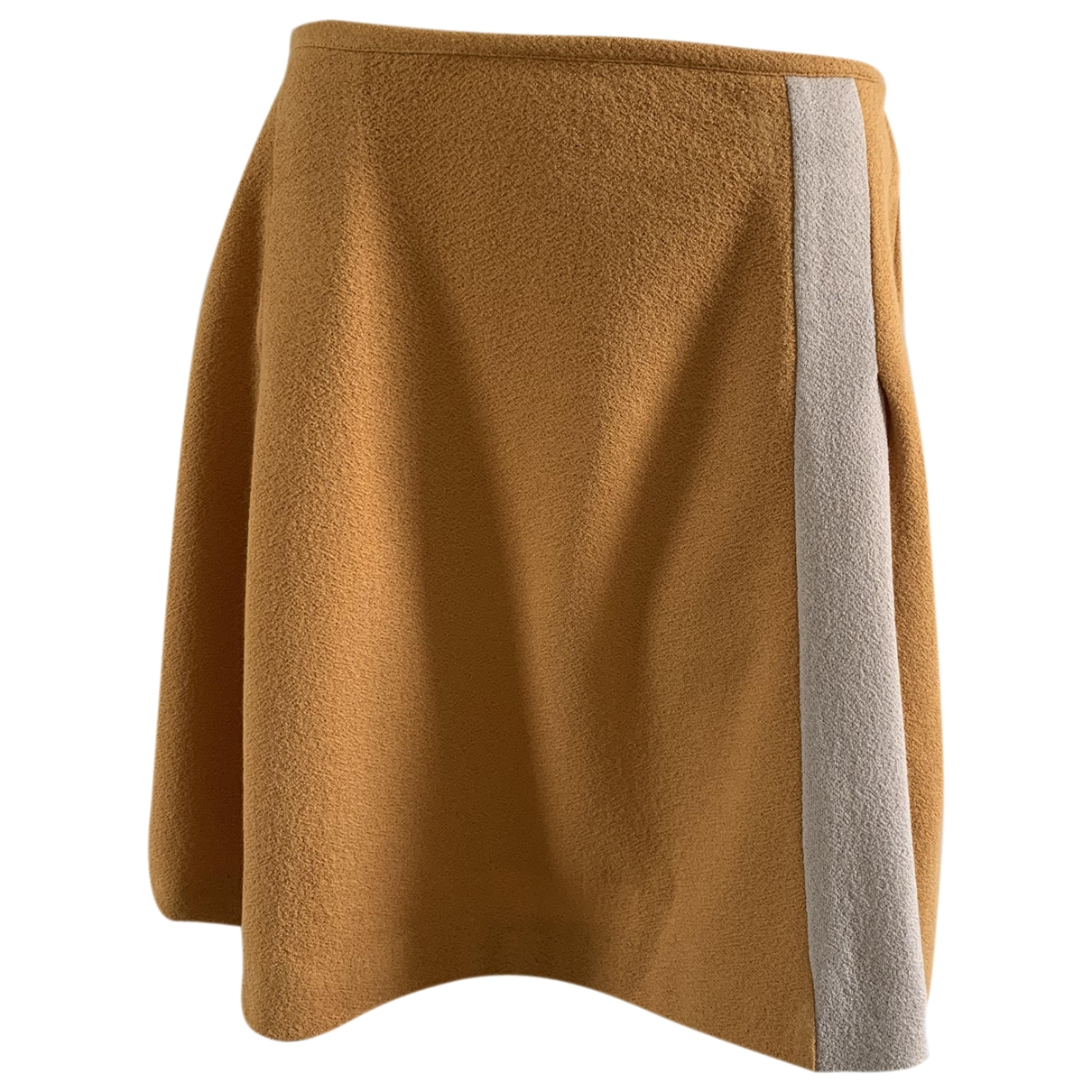 Non Signé / Unsigned \N Wool skirt for Women 44 IT