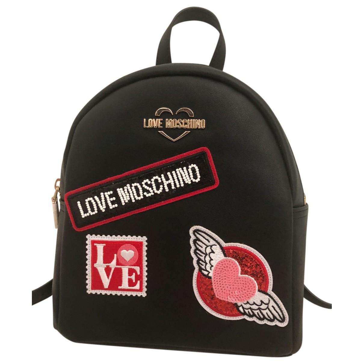 Mochila Moschino Love