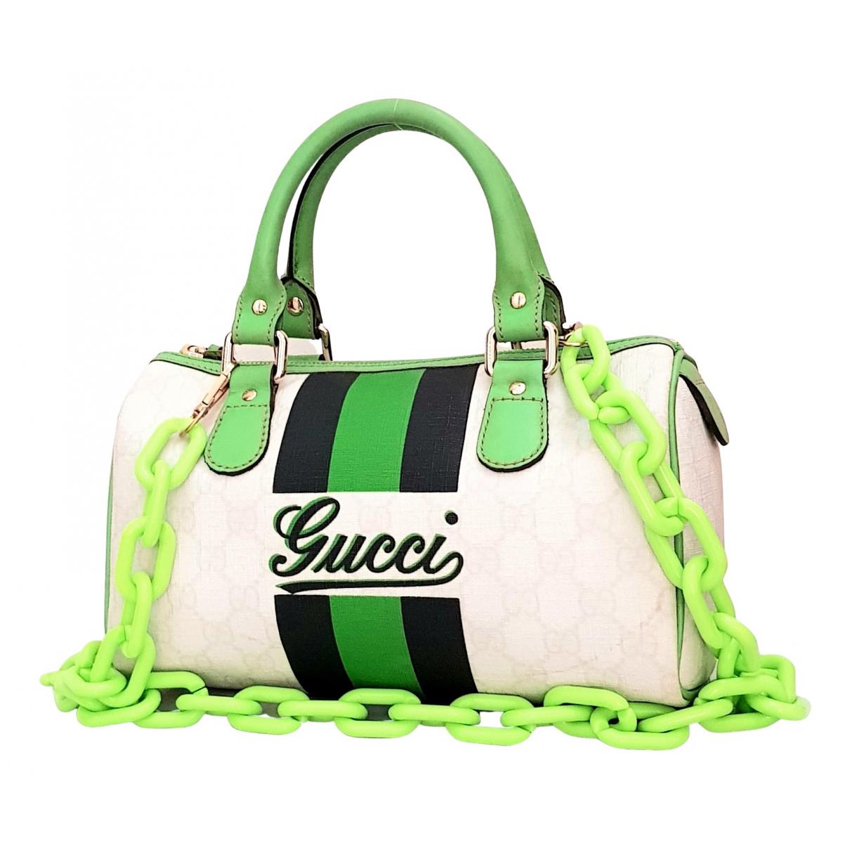 Gucci - Sac a main   pour femme en toile - multicolore