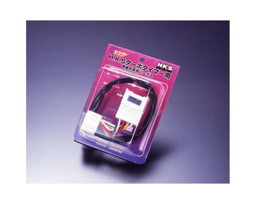 HKS 4103-RN002 Turbo Timer Harness Nissan 240SX 89-98