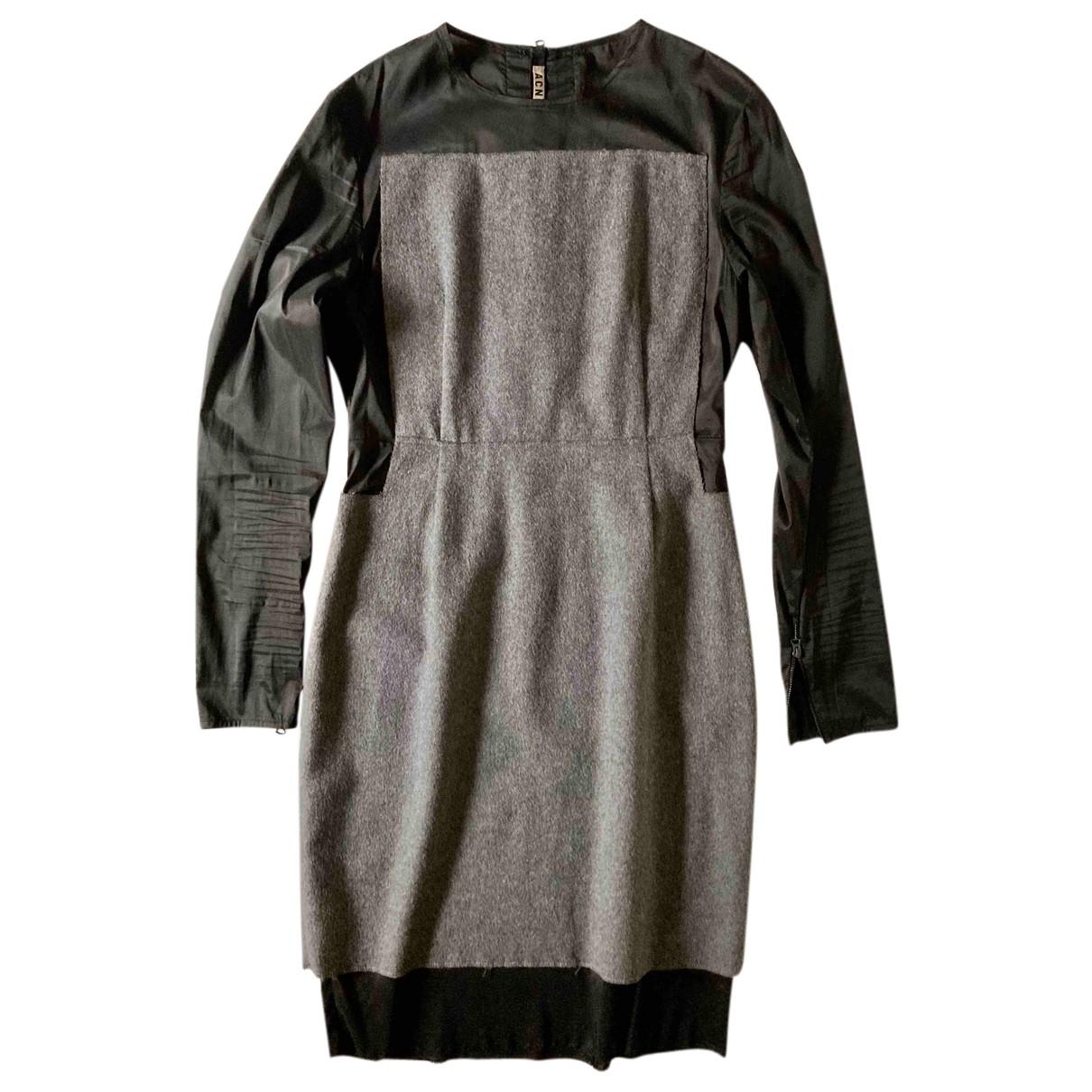 Acne Studios N Grey Wool dress for Women 40 FR