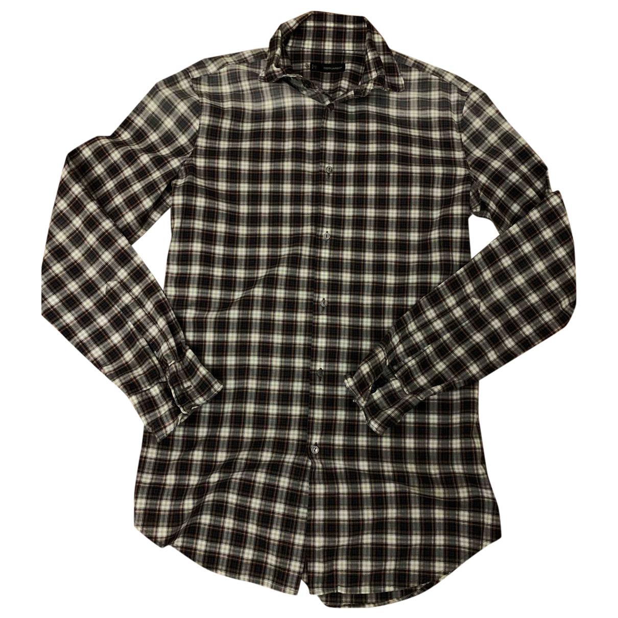 Dsquared2 - Chemises   pour homme en coton