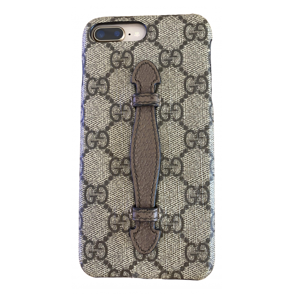Gucci - Accessoires   pour lifestyle en toile - marron