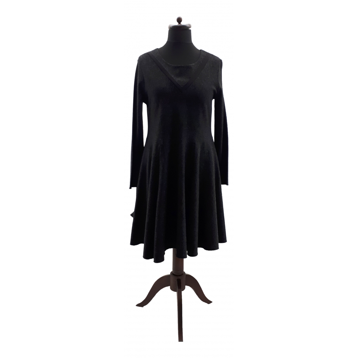 Cos \N Grey Cotton dress for Women L International