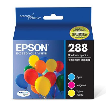 Epson T288520 cartouche d'encre originale combo C/M/Y