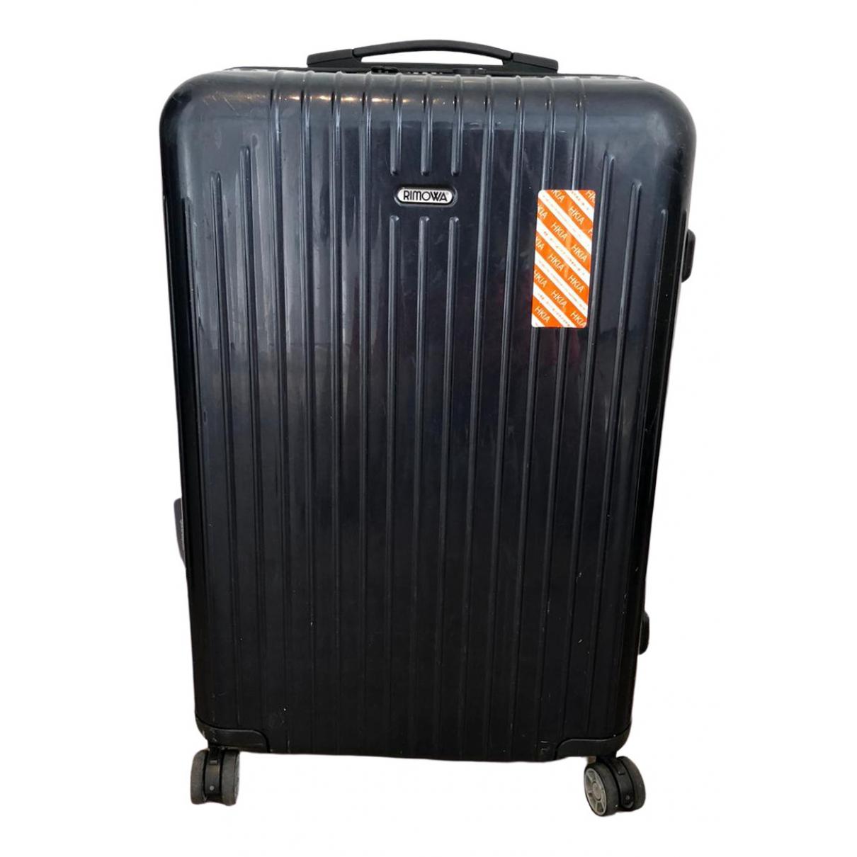 Rimowa - Voyages Check-in size pour lifestyle - bleu