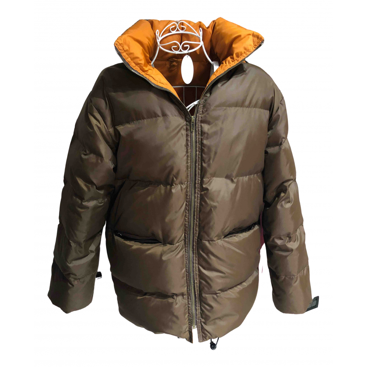 Philosophy Di Alberta Ferretti \N Brown coat for Women 42 IT