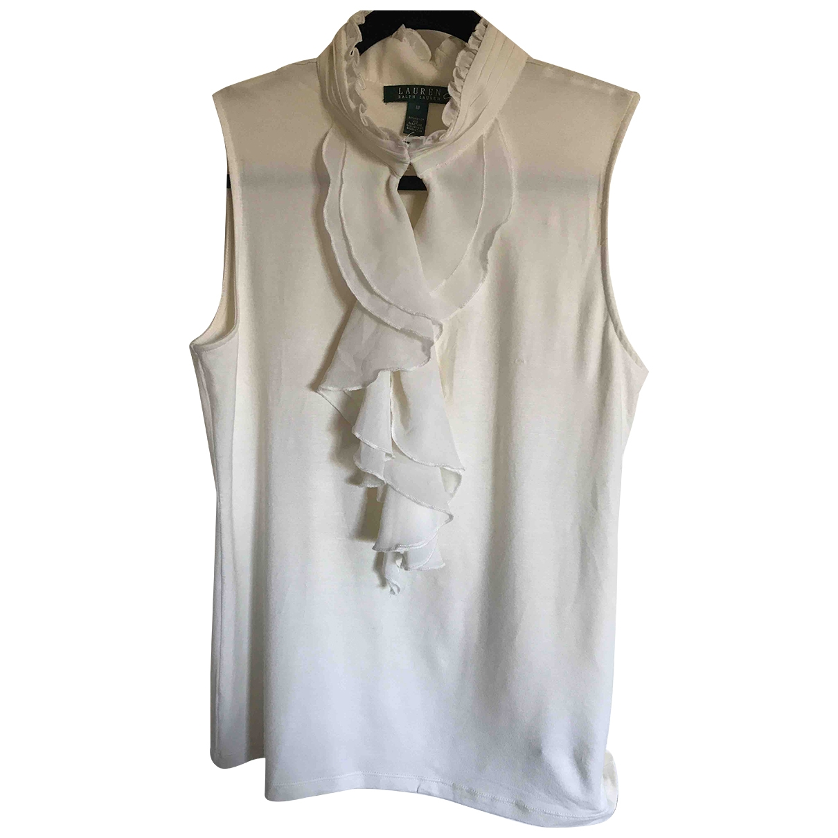 Lauren Ralph Lauren - Top   pour femme en coton